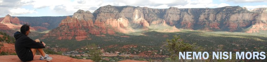 Sedona (Arizona, United States), April 2009 [Photo: Anders Gustafson]