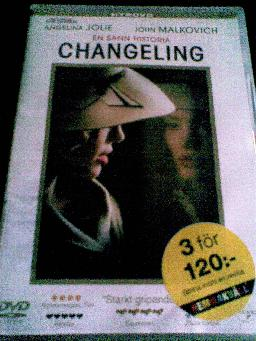 DVD Changeling