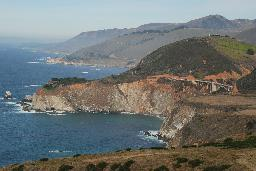 """Bixby bridge"" i Big Sur."