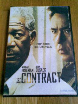 "DVD-filmen ""The Contract"""